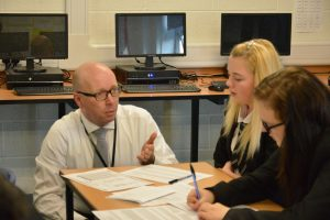 Merril Academy CV Workshop